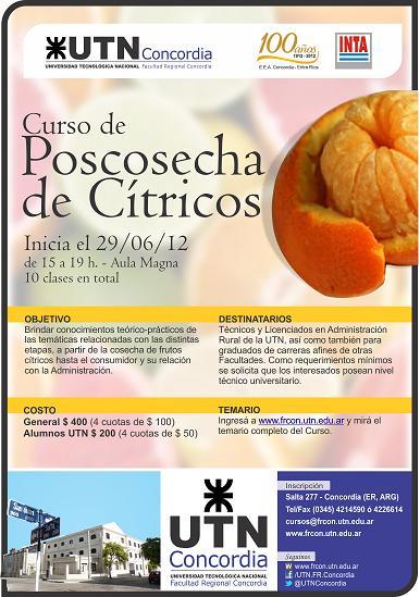 afiche-curso-poscosecha-de-citricos_2012
